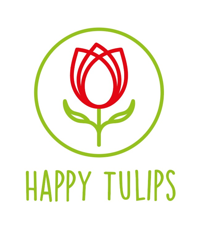 Happy Tulips